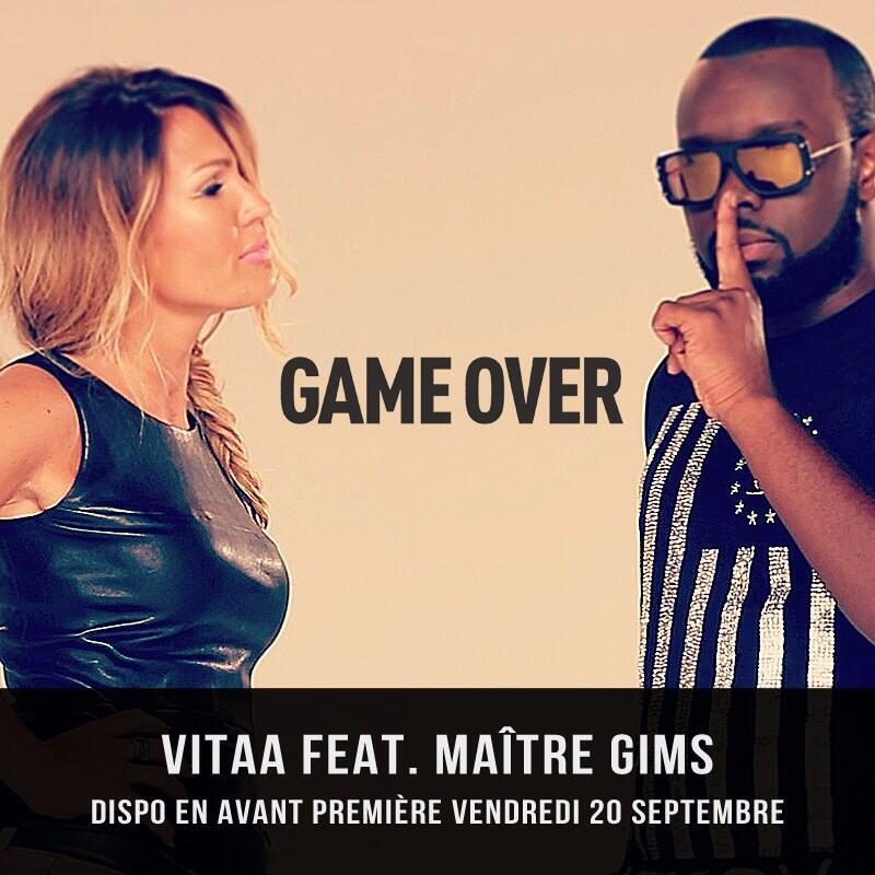 Vitaa feat. Maitre Gims - Game Over